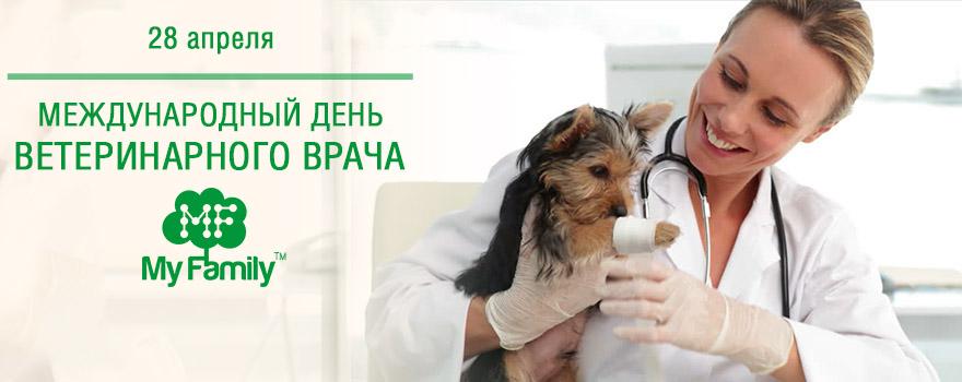 C праздником, Ветеринары!