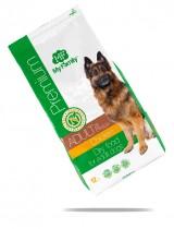 Сухой корм с курицей для взрослых собак всех пород My Family™ Premium Adult, 12 кг - фото 2