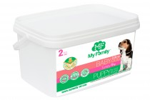 Сухой корм с индейкой для щенков, беременных и лактирующих собак My Family™ Babydog, 2 кг