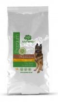 Сухой корм с курицей для взрослых собак всех пород My Family™ Premium Adult, 10 кг