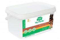 Сухой корм с курицей для взрослых собак всех пород My Family™ Premium Adult, 2 кг