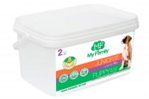 Сухой корм с ягненком для щенков My Family™ Junior, 2 кг