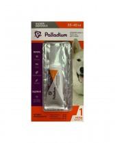 Капли на холку от блох, клещей и комаров Palladium Silver Defence для собак весом 30-40 кг