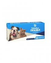 Таблетки от гельминтов Palladium Празел для собак и кошек