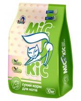 Сухой корм для взрослых кошек с ягненком и карпатскими травами МіС КіС™, 10 кг
