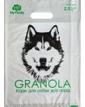 Корм для собак всех пород My Family™ Granola Standart (2,5 кг) - фото 2