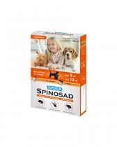 Таблетка от блох Superium Spinosad для кошек и собак весом 5-10 кг