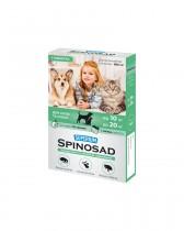 Таблетка от блох Superium Spinosad для собак и кошек весом 10-20 кг
