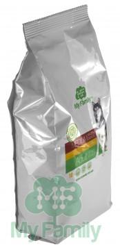 My Family Сухой корм с курицей для взрослых собак средних пород My Family™ Medium Adult, 10 кг