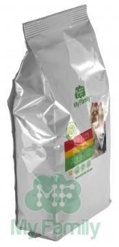 My Family Сухой корм с курицей для взрослых собак маленьких пород My Family™ Mini Adult, 10 кг