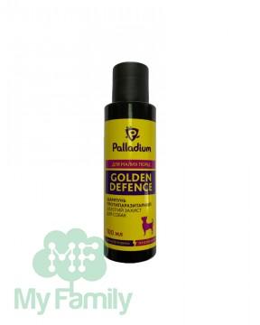 Шампунь Palladium Golden Defence для маленьких собак 100 мл