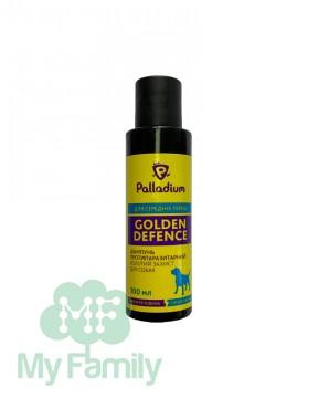 Шампунь Palladium Golden Defence для средних собак 100 мл