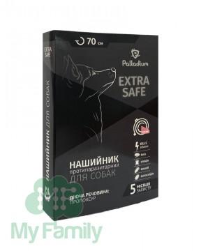 Нашийник від бліх і кліщів Palladium Extra Safe для собак